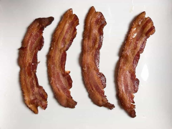 Perfect Baked Bacon