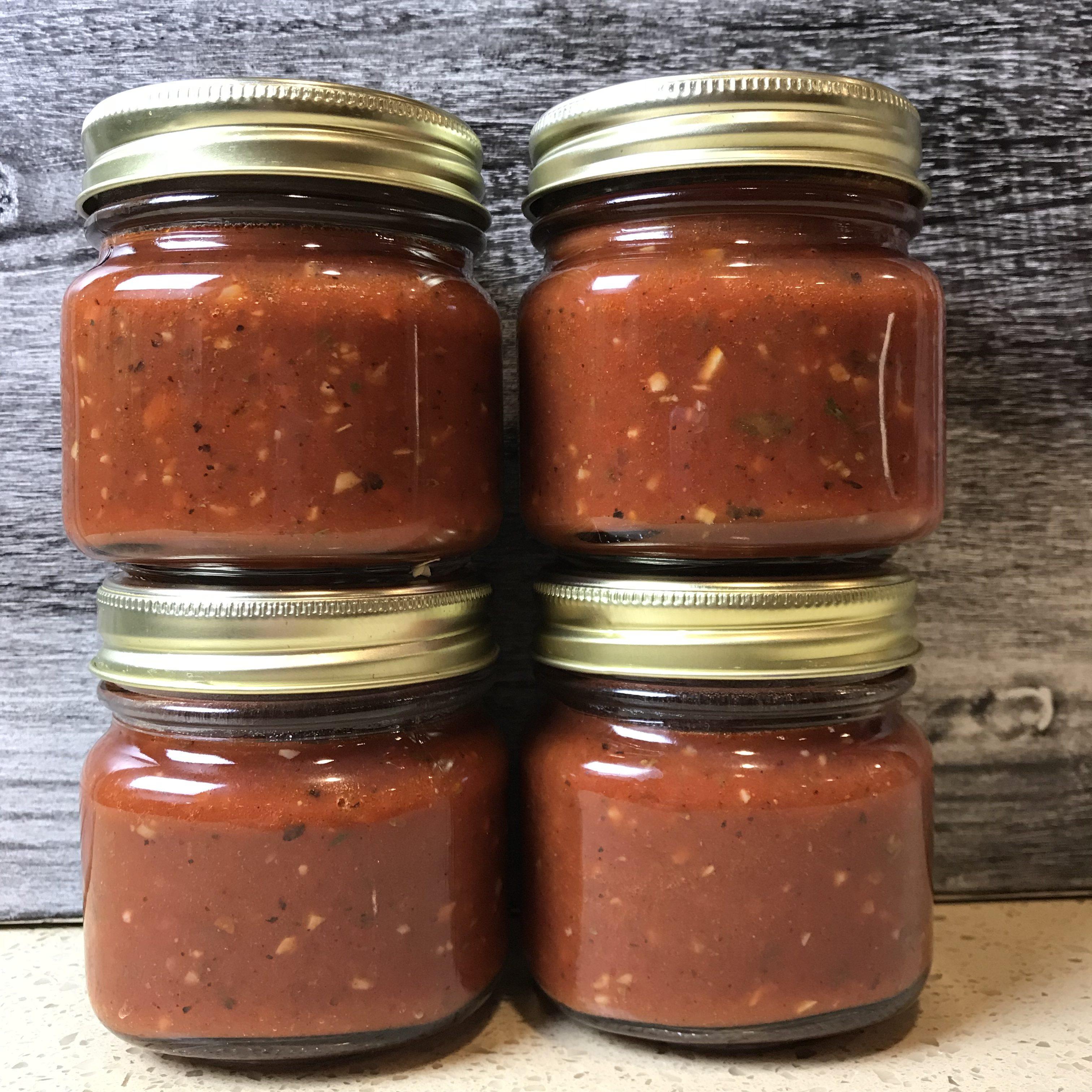Garlic & Herb Marinara Sauce