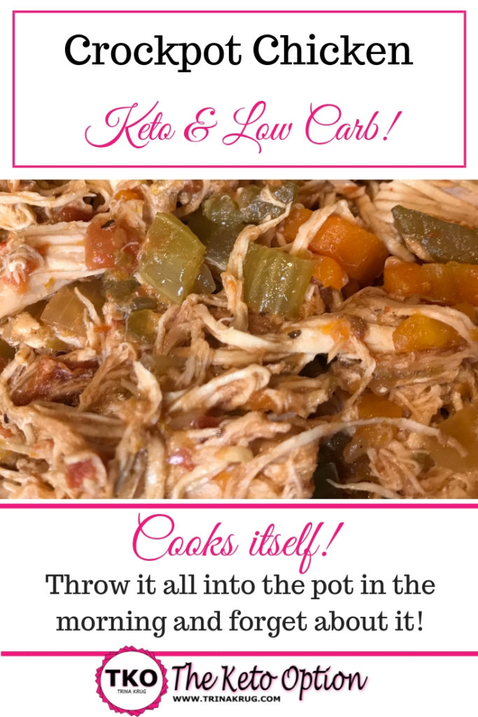 keto crockpot chicken