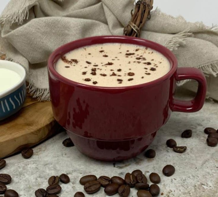 Chocolate Keto Bulletproof Coffee
