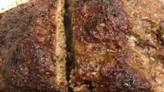 Easy Keto Homemade Meatloaf