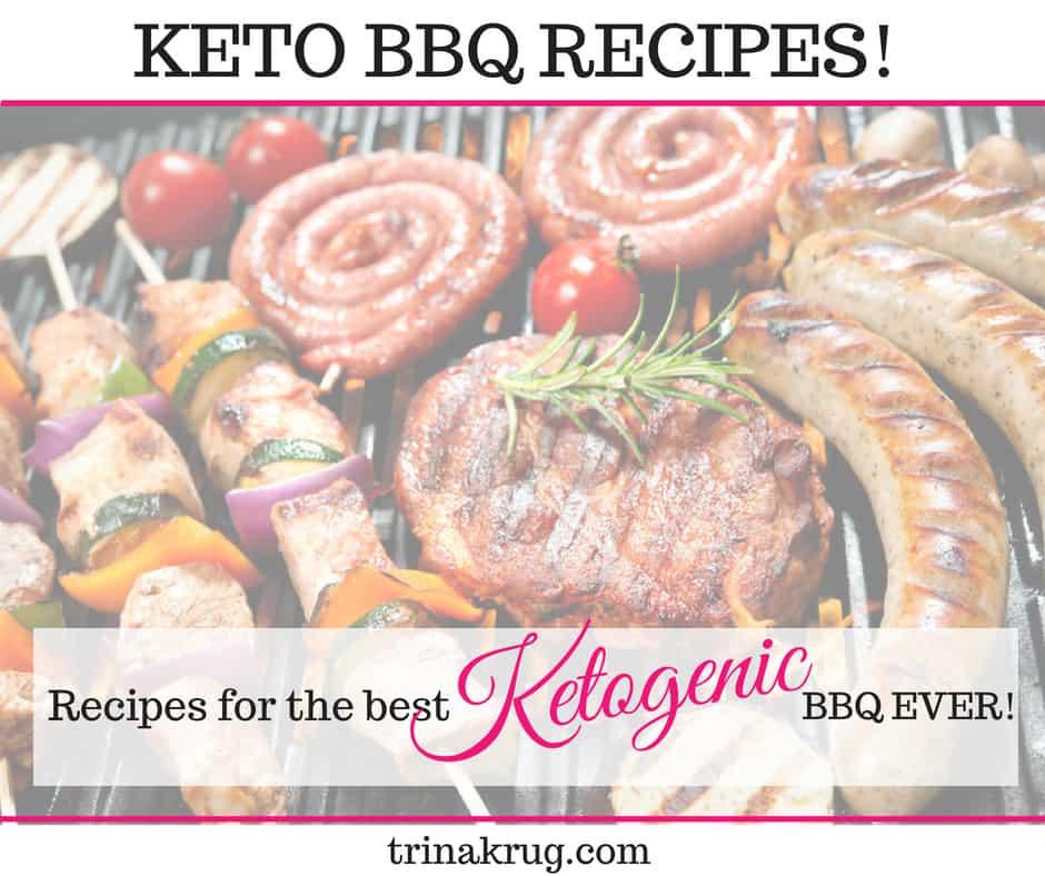 Easy Keto BBQ Ideas