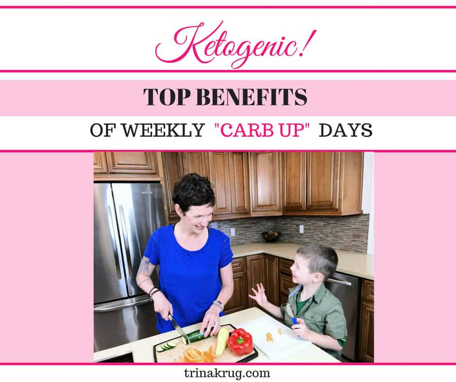Benefits Of A Carb Up Day With Keto