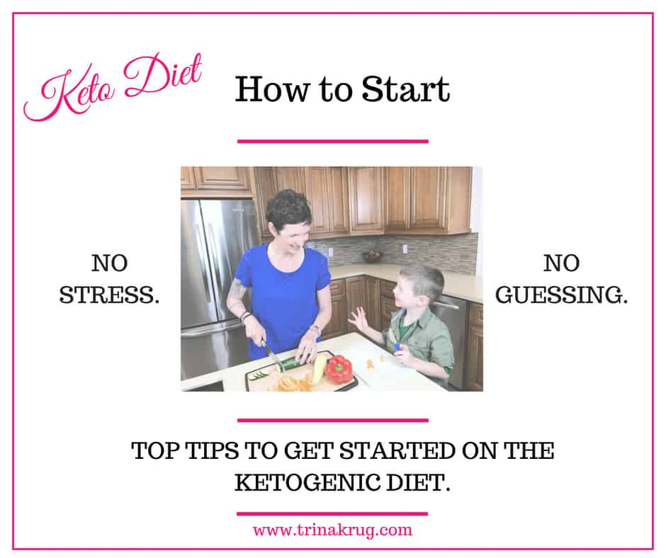 Keto Diet How to Start
