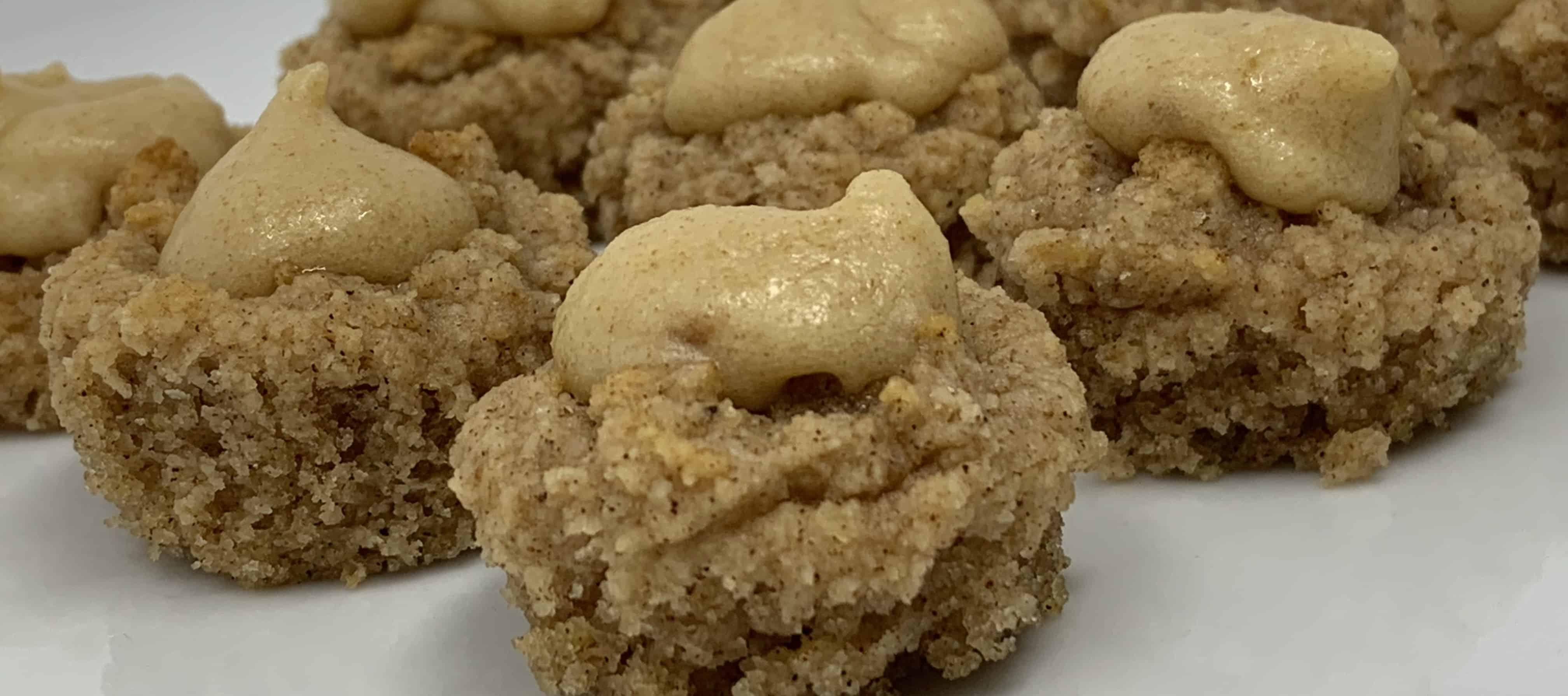 Keto Mini Vanilla Donut Muffins