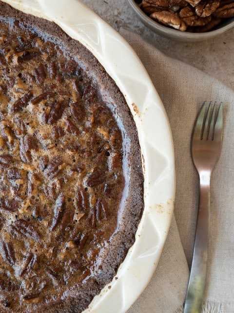 The Best Keto Pecan Pie