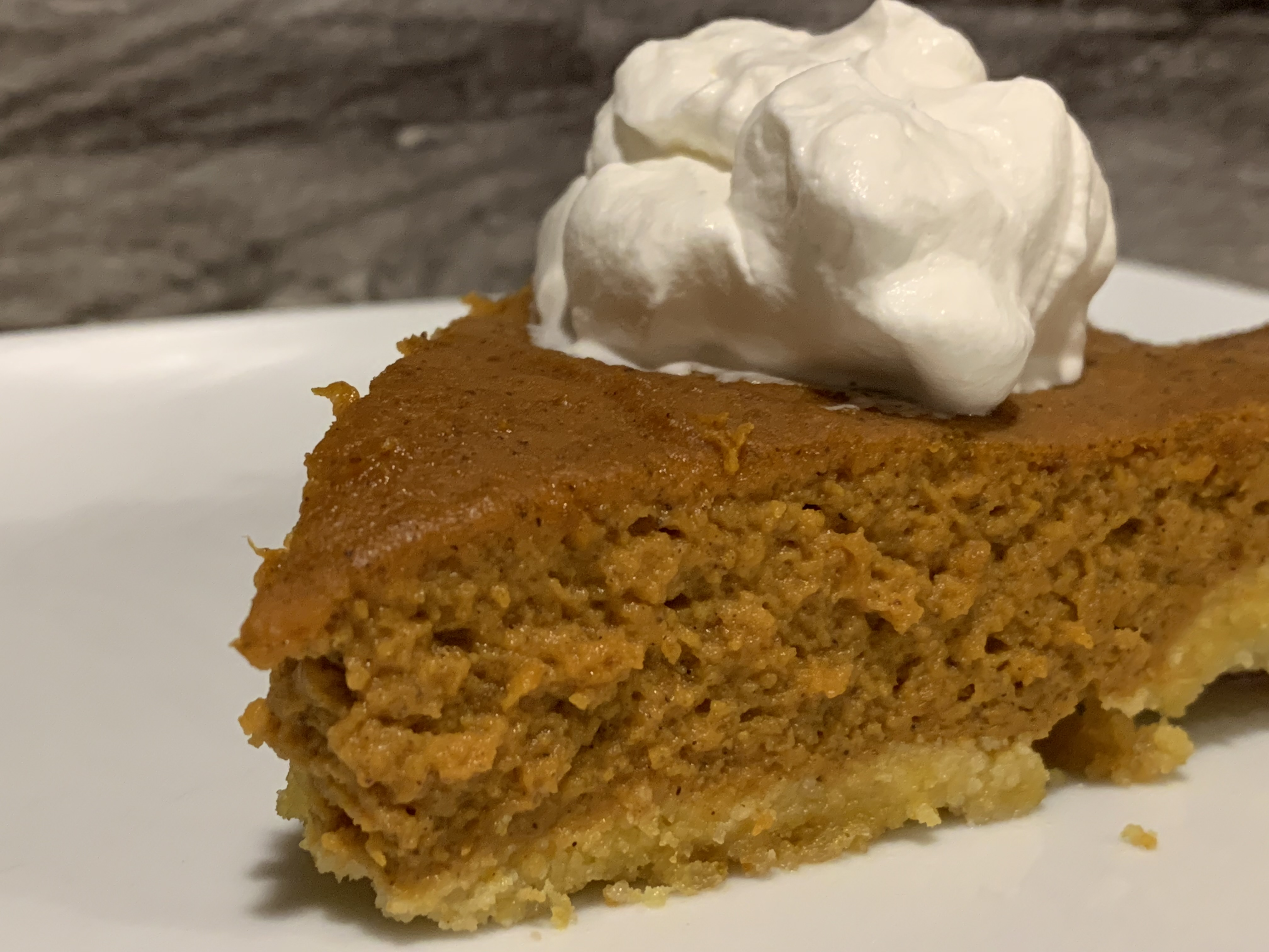 Keto Perfect Pumpkin Pie