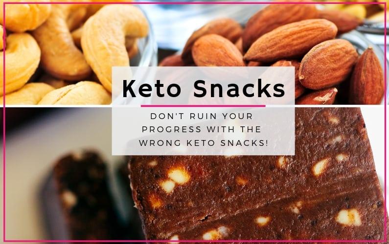 Keto snacks!