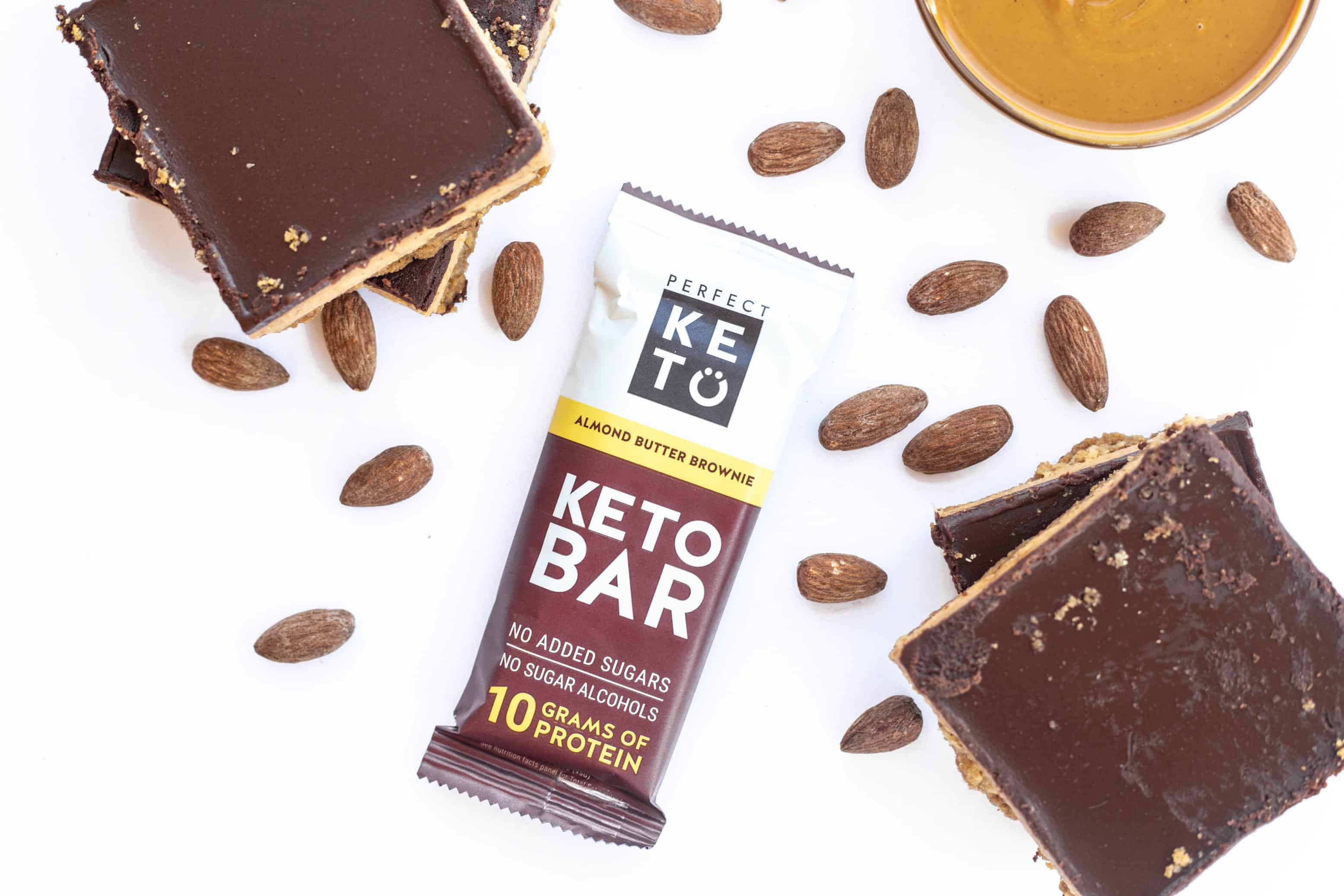 Healthy Keto Snack Bars
