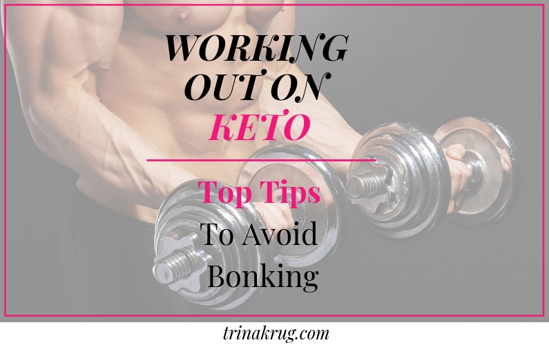Working Out on Keto