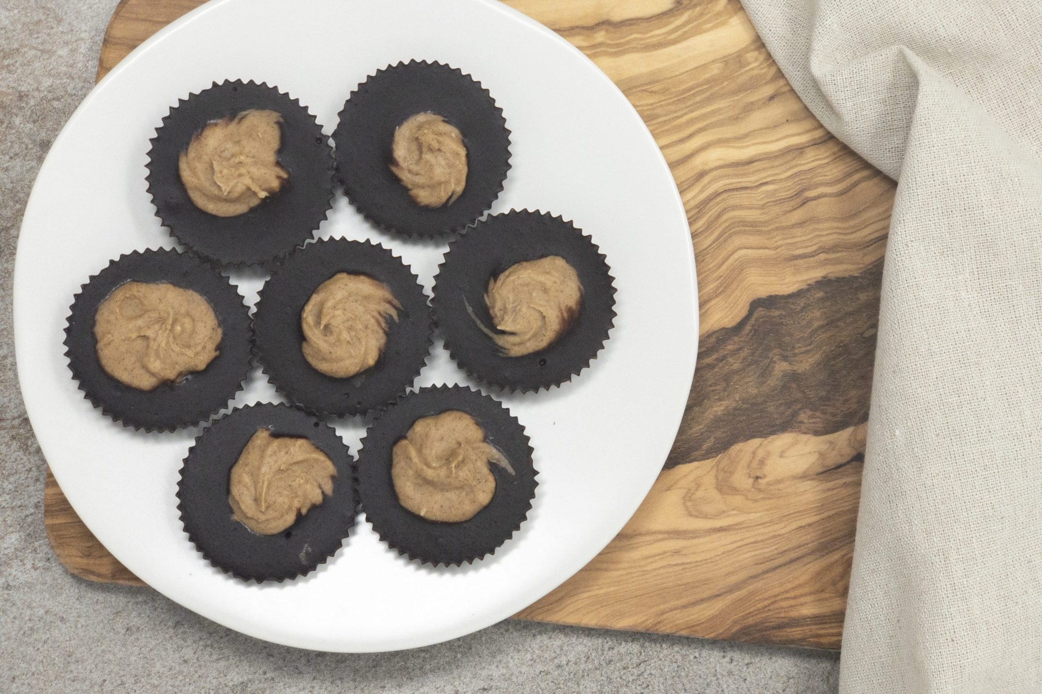 Keto Almond Butter Cups