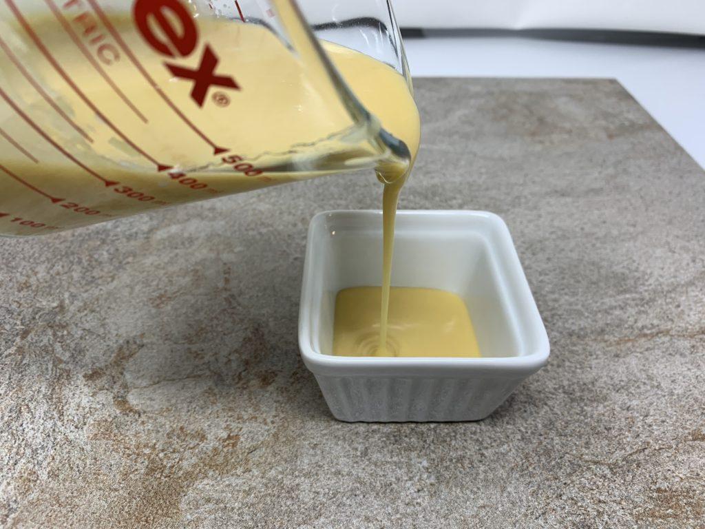 Keto Maple Almond Glaze