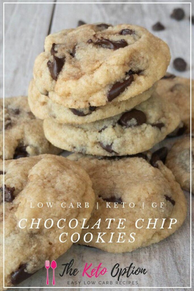 Keto Chocolate Chip Cookies (2)