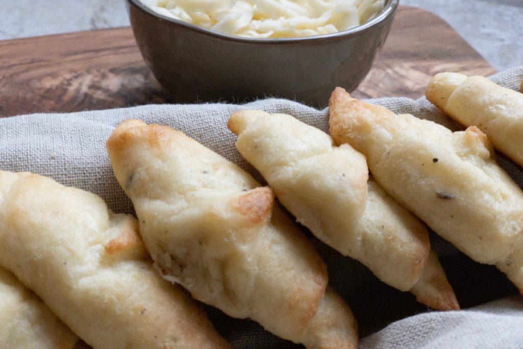 Keto Croissants