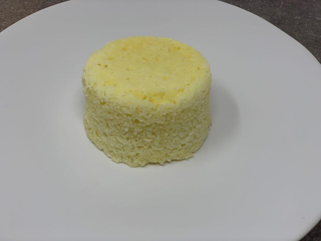 Keto Lemon Mug Cake Trina Krug