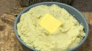 Keto Garlic Cauliflower Rice