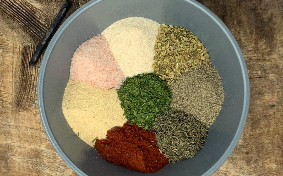 Keto Cajun Spice