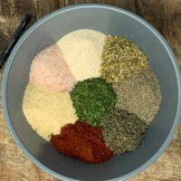 Special Keto Cajun Spice Mix