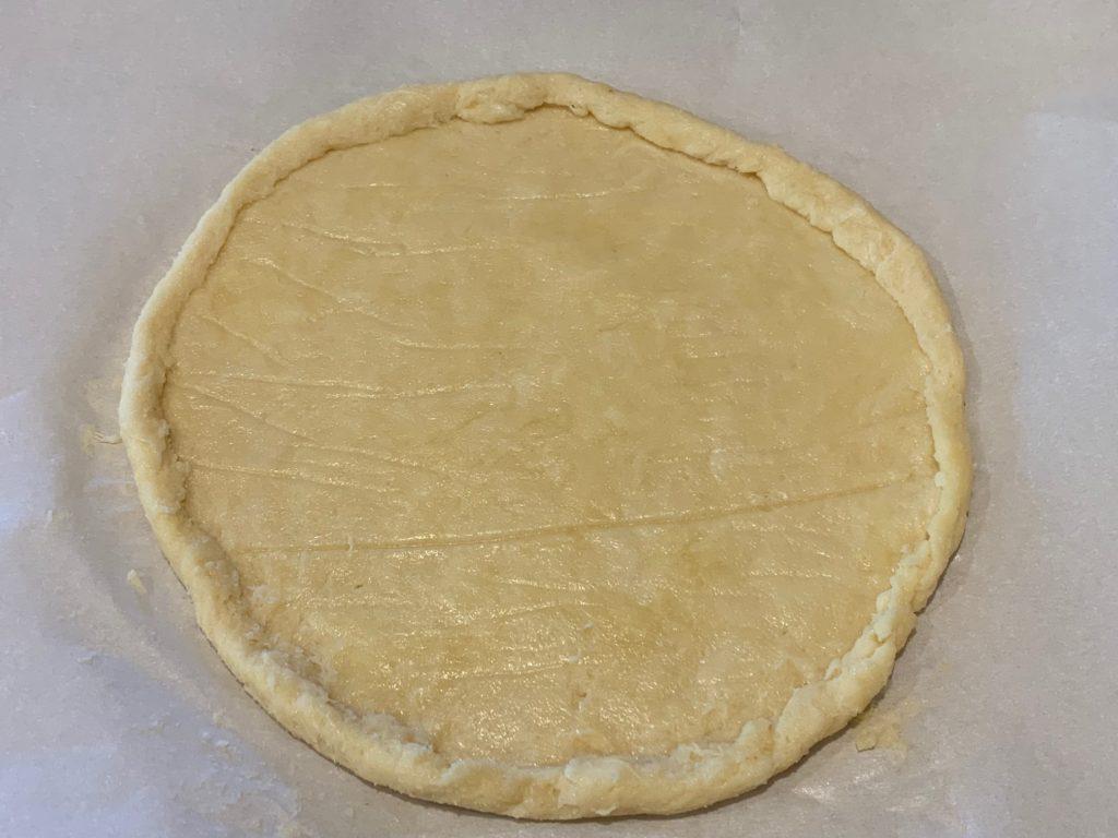 Perfect Keto Pizza Dough
