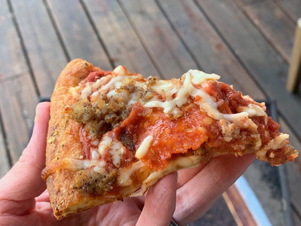 Perfect Keto Pizza