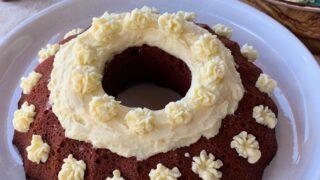 Keto Red Velvet Cake
