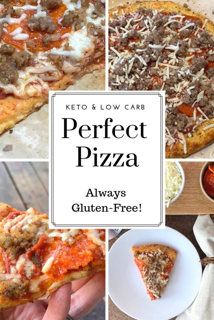Keto Perfect Pizza