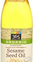 365 Everyday Value, Organic Sesame Seed Oil, 8.4 fl oz