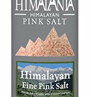 Natierra, Himalania Fine Grain Himalayan Pink Salt Shaker, 6 Ounce