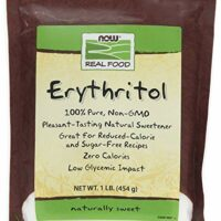NOW Foods Erythritol Natural Sweetener, 1 pound