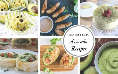 Top Keto Avocado Recipes
