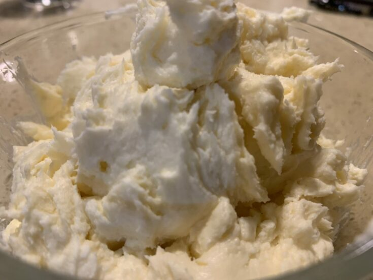 Keto Cream Cheese frosting like NONE other!