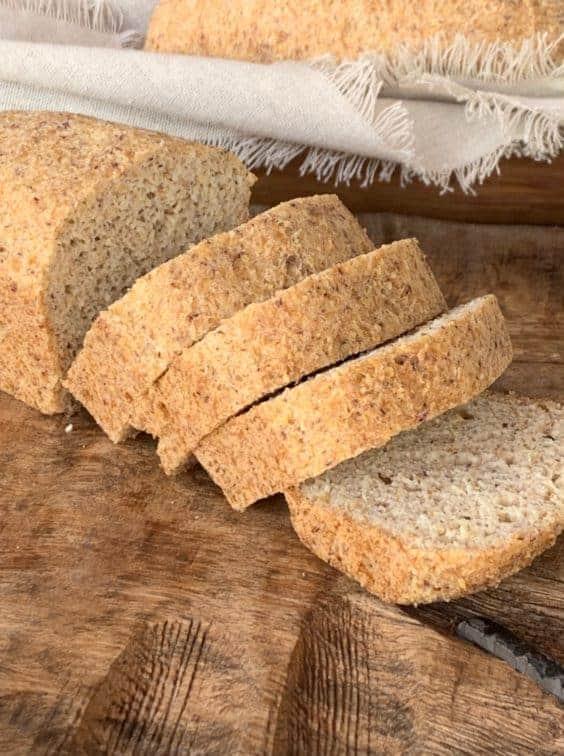 Keto Mini Bread Loaves