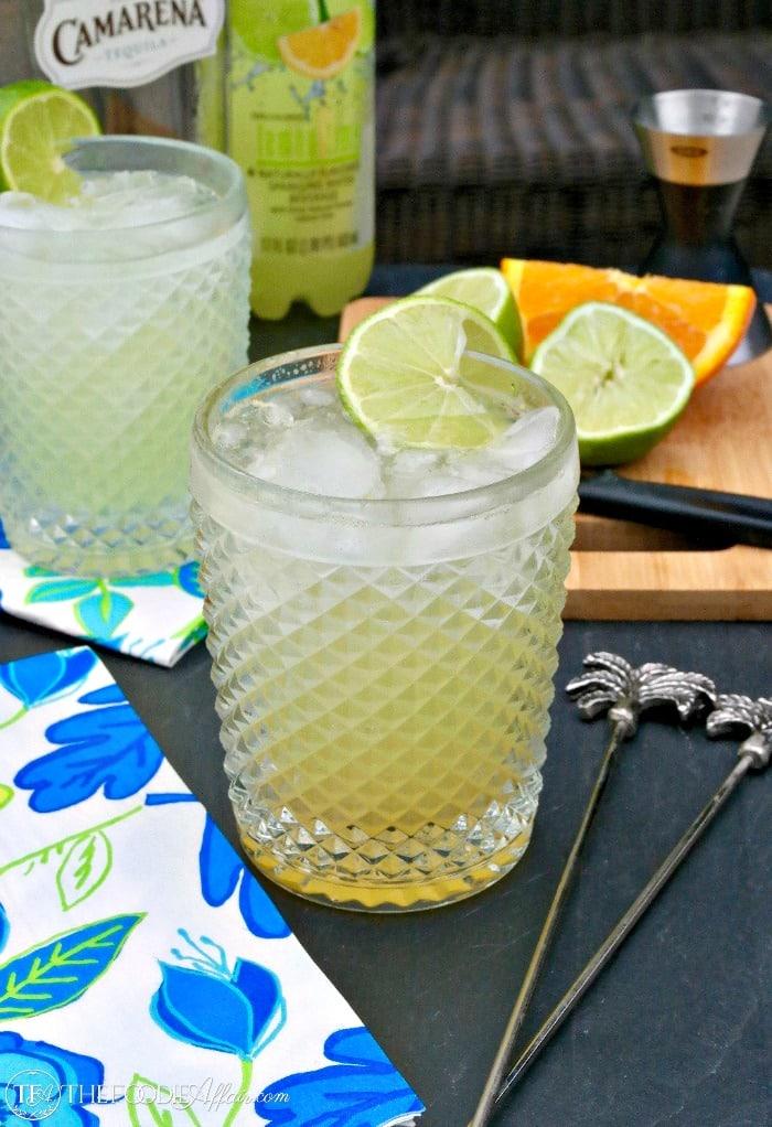 Low Sugar Margarita Recipe Simply Made | Low Carb Skinny Margarita