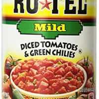 Ro Tel Tomato Diced Milder(Pack of 6)