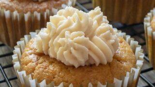 Carrot Cake Muffins { Low Carb | Keto | GF }
