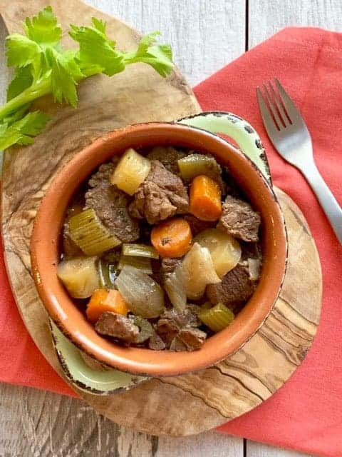 Veggies and Beef Stew