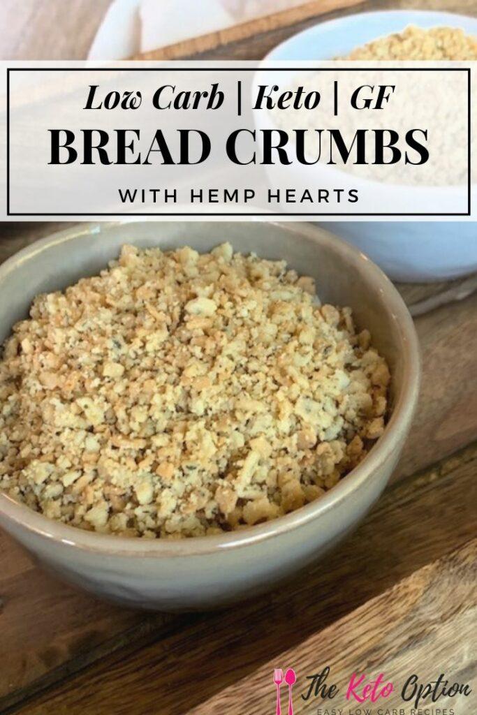 Keto Bread Crumbs
