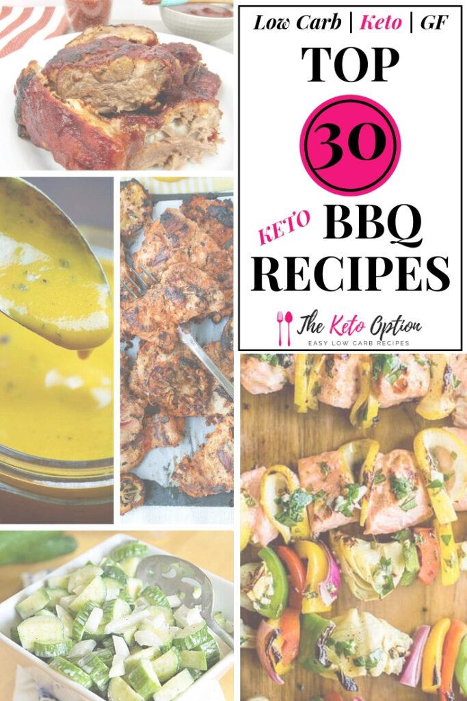 Top 30 keto bbq recipes