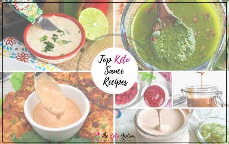 Top Keto MUST HAVE Sauce Recipes