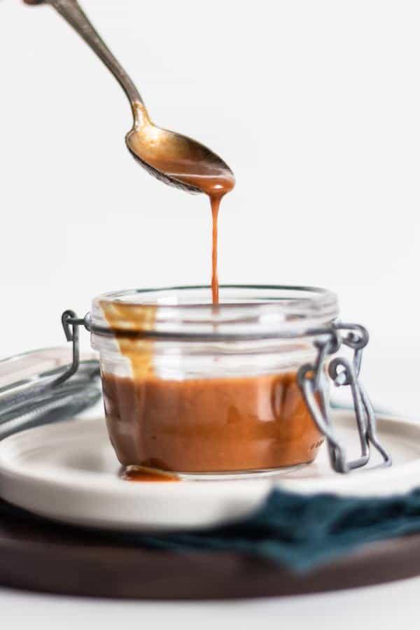 BEST Keto Caramel Sauce! Low Carb Keto Caramel Sauce Idea – Sugar Free – Quick & Easy Ketogenic Diet Recipe – Completely Keto Friendly