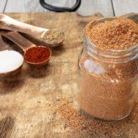 Sweet Heat BBQ Spice Rub