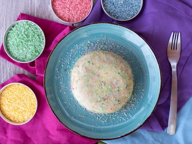 Keto Birthday Cake Sprinkles