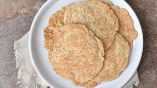 Pita Bread { Low Carb   Keto   GF }