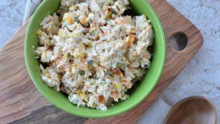 Chicken Salad { Low Carb   Keto   GF }