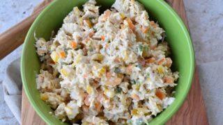 Chicken Salad { Low Carb | Keto | GF }