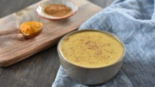 Pumpkin Pudding {Low Carb | Keto | Gluten Free }