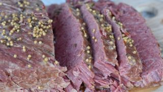 Keto Instant Pot Corned Beef