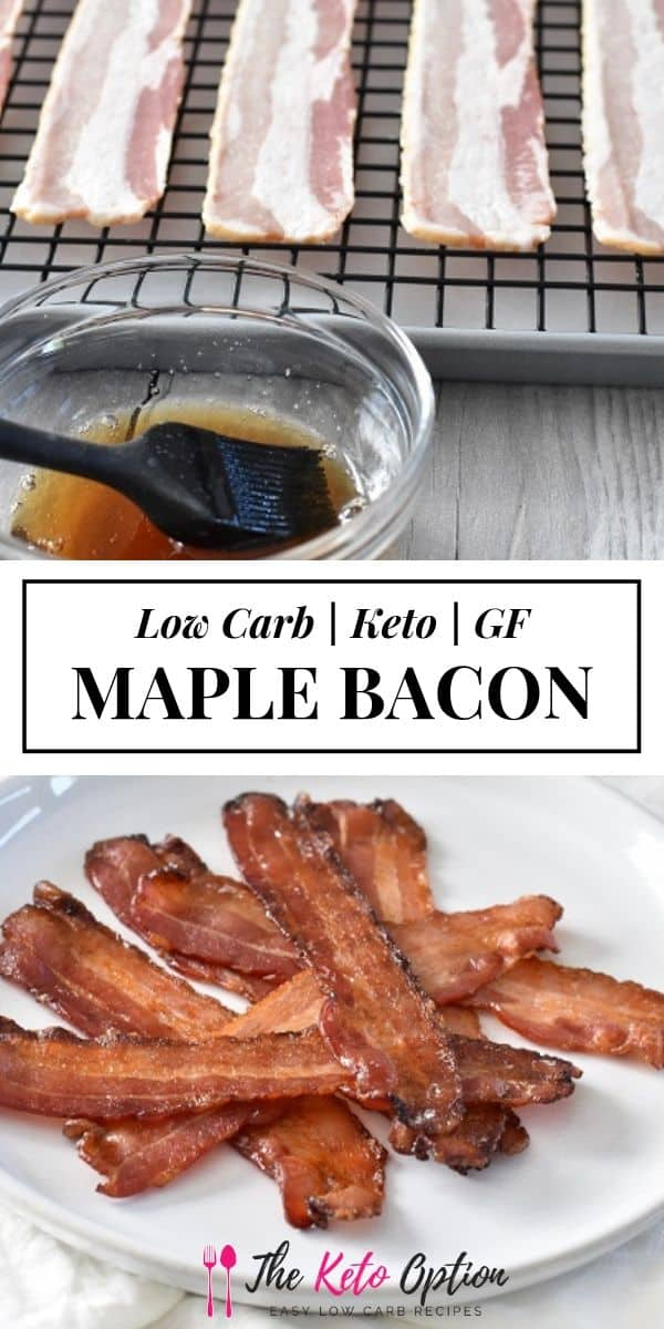Keto Maple Bacon