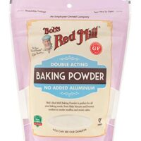 Bob's Red Mill Resealable Gluten Free Baking Powder, 14 Oz (6 Pack)