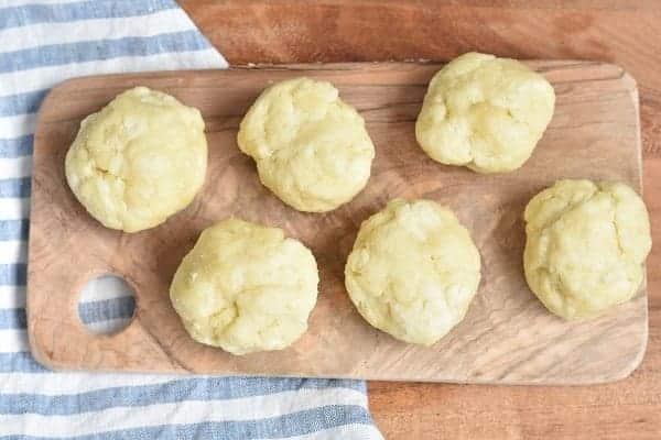 Keto Dough Savory and Sweet